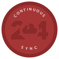 24PullRequests Continuous Syncs