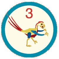 Epidexipteryx 3