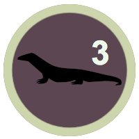 Komodo Dragon 3